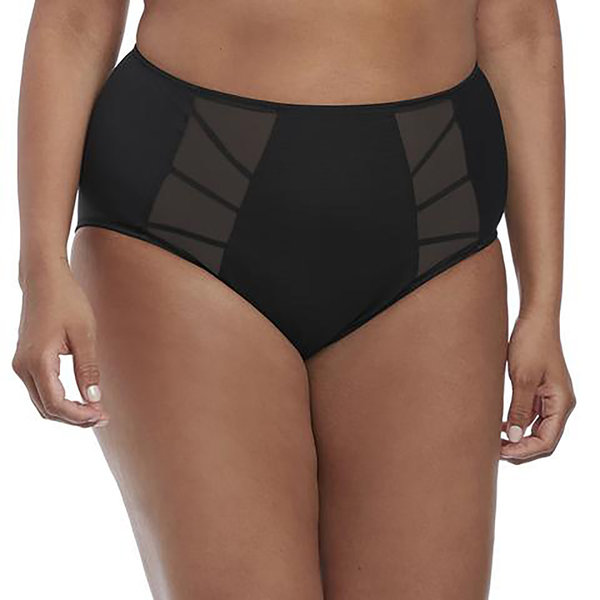Sachi Full Brief Black - EL4358BLK