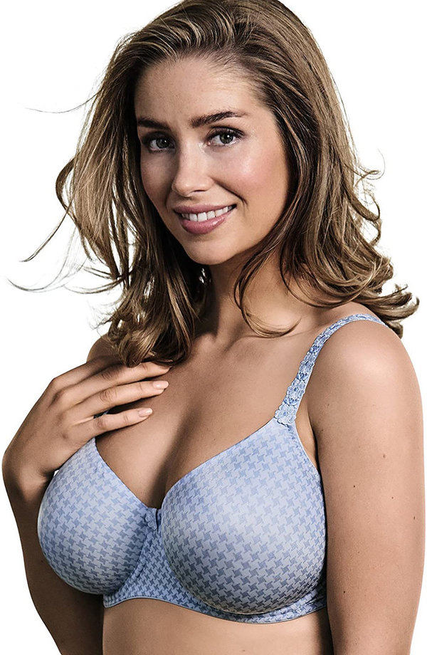 Josephine Soft Full Cup Underwire BH Light Blue - 5675.260